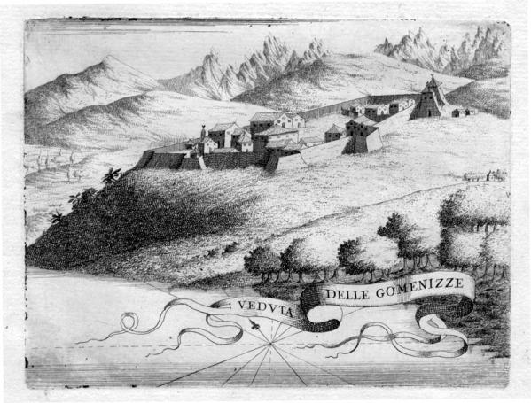 Σαν σήμερα το 1685 η ανατίναξη του Κάστρου της Ηγουμενίτσας
